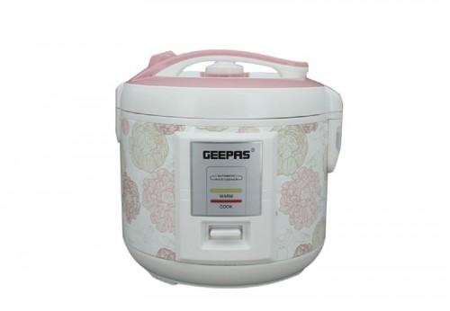 4696eed1ce8 BUY GEEPAS GRC4334 Elec Rice Cooker Cook Steam Warm 1.5L1X4 IN UAE DUBAI