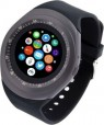 G-Tab Smart Watch Rubber Band For Android, Black - W307