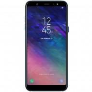 Samsung Galaxy A6 Dual SIM - 64GB, 4GB RAM-Blue