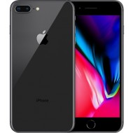 Apple iPhone 8 Plus with FaceTime - 64GB, 4G LTE, Space Grey