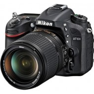Nikon D7100 DSLR Camera 18-140mm lens Kit, 24.1 MP - Black