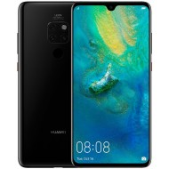 HUAWEI MATE 20 Dual Sim - 128GB, 4G LTE, BLACK + FREE M2 SMART BAND