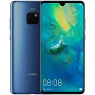HUAWEI Mate 20 Dual Sim - 128GB, 4G LTE, MIDNIGHT BLUE + FREE M2 SMART BAND