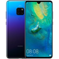 HUAWEI Mate 20 Dual Sim - 128GB, 4G LTE, TWILIGHT+ FREE M2 SMART BAND