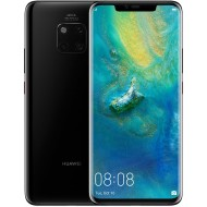 HUAWEI MATE 20 PRO Dual Sim - 128GB, 4G LTE, BLACK + FREE M2 SMART BAND