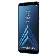 Samsung Galaxy A6 Plus Dual SIM - 64GB, 4GB RAM-Blue