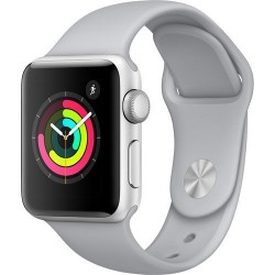 Apple Watch Series 3 38mm Smartwatch(WIFI) MQKU2 WHITE