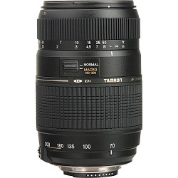Tamron AF70-300mm F4-5.6 Di  LD Macro Nikon