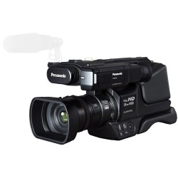 Panasonic HC-MDH2 AVCHD Shoulder Mount Camcorder (PAL)