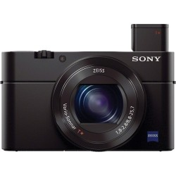 Sony Cyber-shot RX100 III - 20.1 Megapixels, Point & Shoot Camera