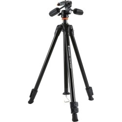 Vanguard Alta CA 233APH Aluminum Tripod with 3-Way Pan/Tilt Head