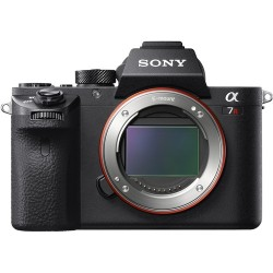 Sony Alpha a7R II Mirrorless Digital Camera - Body Only