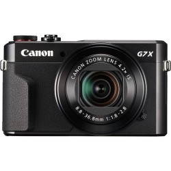 Canon PowerShot G7 X Mark II - 20.1 MP, Point and Shoot Camera