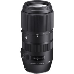 Sigma 100-400mm f5-6.3 DG OS HSM Lens For Canon