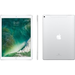 "Apple 12.9"" iPad Pro MPA52LL/A (256GB, Wi-Fi + 4G LTE, Silver)"