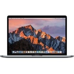"Apple 15.4"" MacBook Pro with Touch Bar (Mid 2017, Space Grey) MPTR2"