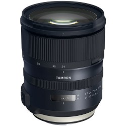 Tamron SP 24-70mm f 2.8 Di VC USD G2 Lens Canon