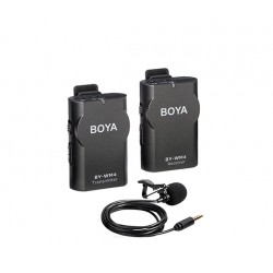 BY-WM4 Wireless Microphone