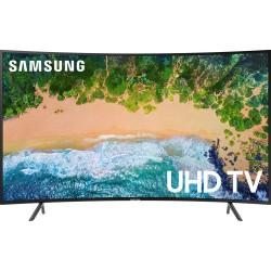 "Samsung 55"" Class NU7300 Curved Smart 4K UHD TV"