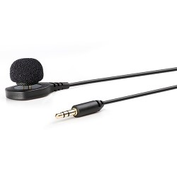 BY-HLM1 Wearable Pin Microphone