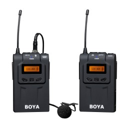 BY-WM6 UHF Wireless Microphone System