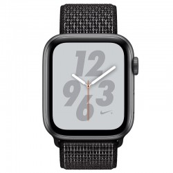 Apple Watch Series 4 MU7J2 44mm Nike+ Space Gray Aluminum Case With Black Nike Sport Loop (GPS)