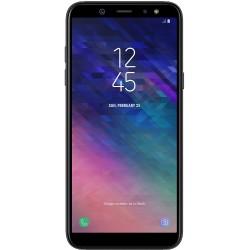 Samsung Galaxy A6 Dual SIM - 64GB, 4GB RAM-Black