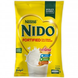 Nestlé Nido Fortified Milk Powder 900g Pouch