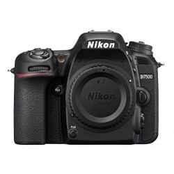 Nikon D7500 Body DSLR Camera