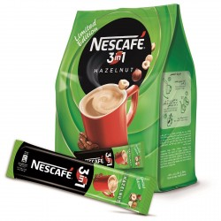 Nescafe 3 In 1 Hazelnut 17gx20