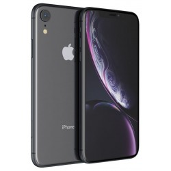 Apple iPhone Xr Dual SIM With FaceTime - 128GB, 4G LTE, Black (ESIM+NANO)