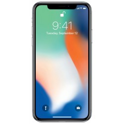 iPhone X Without FaceTime Silver 256GB 4G LTE