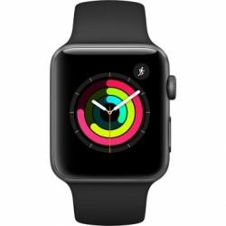 Apple Watch Series 3 42mm Smartwatch  MQL12 BLACK