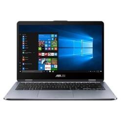Asus Core I7, 8Gb Ram, 1Tb,Nvidia 2Gb, 14Inch Touch Flip, Win-10 - Tp 410Ur-Ec088T Grey