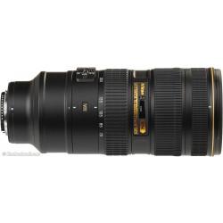 Nikon AF-S NIKKOR 70-200mm f/2.8G ED VR II Lens for Nikon DSLR Cameras