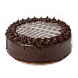 2 Kg Eggless Chocolate Cake