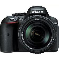 Nikon D5300 18-140mm Kit Lens - 24.2 MP, SLR Camera