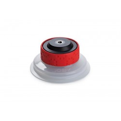 Suction Cup & Locking Arm (Black/Red)