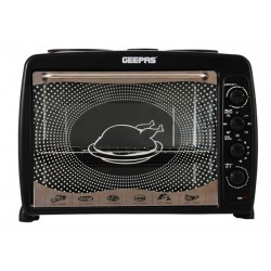 GEEPAS GO2413 TOASTER OVEN 60LTR/HOTPLATE 1X1