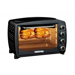 GEEPAS GO4450 Electric Oven With Rotisserie 45 L 1X1