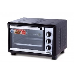 GEEPAS GO4457 Multifunct Oven/Rots/60Mnts Timer/18L1X2