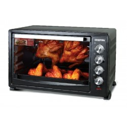 GEEPAS GO4461 120L Oven/Rot/Convectn/120Mint Timer1x1
