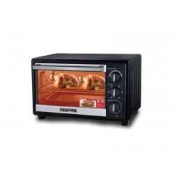 GEEPAS GO4464 21 L Electric Oven/Rotisserie 1x1