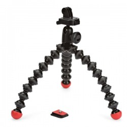 GorillaPod Action Tripod with Mount for GoPro (Black/Red)