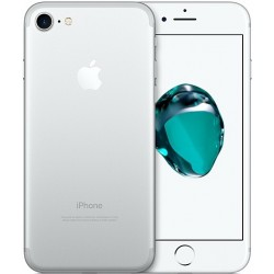 Apple iPhone 7 with FaceTime - 128GB, 4G LTE, Silver