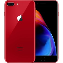Apple iPhone 8 Plus with FaceTime - 64GB, 4G LTE, RED