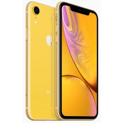 Apple iPhone Xr Dual SIM With FaceTime - 64GB, 4G LTE, Yellow (ESIM+NANO)