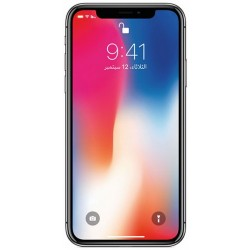 Apple iPhone X with FaceTime - 256GB, 4G LTE, Space Grey