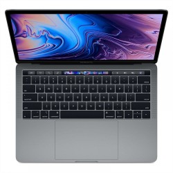 Apple MacBook Pro MR9Q2 with Touch Bar and Touch ID Laptop -8th Gen-Intel Core i5,2.3Ghz, 13.3-Inch, 256GB SSD,8GB, Eng-KB, macOS, Space Gray