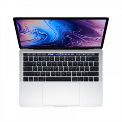 Apple MacBook Pro MR9U2 with Touch Bar and Touch ID Laptop -8th Gen-Intel Core i5,2.3Ghz, 13.3-Inch, 256GB SSD,8GB, Eng-KB, macOS, Silver